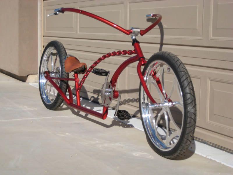 Custom Built Chopper Bicycle S 10 Forum Bike Ideas Pinterest