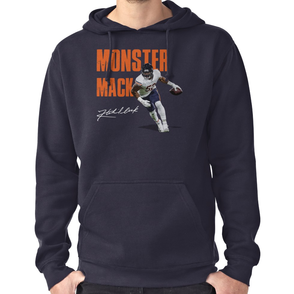 Bears monsters of the midway hoodie