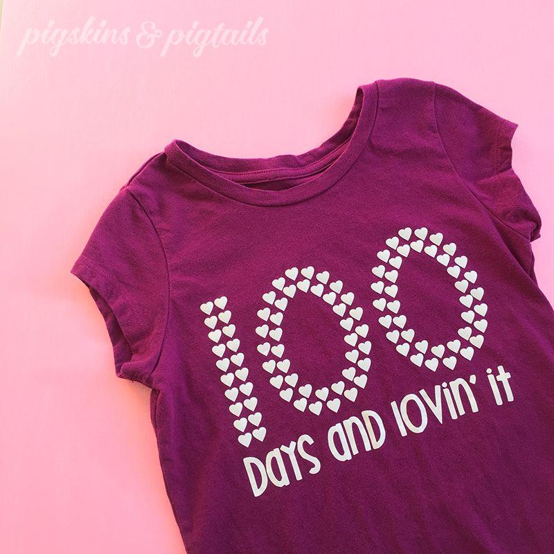 100th Day Of School Design 100 Days Of School 100 Day Shirt