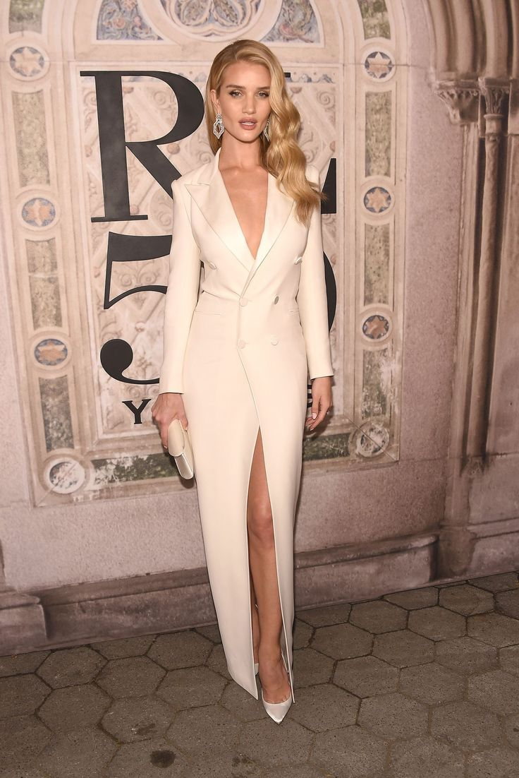 Blake Lively, Kanye West, and 30+ Other Celebs Came Out for Ralph Lauren's 50th Anniversary S... #ralphlaurenwomensclothing