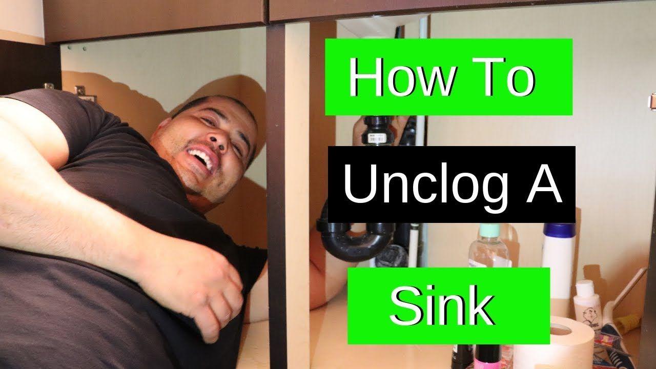 Eco Friendly Drain Clean Bathroom Sink Won T Drain Clean