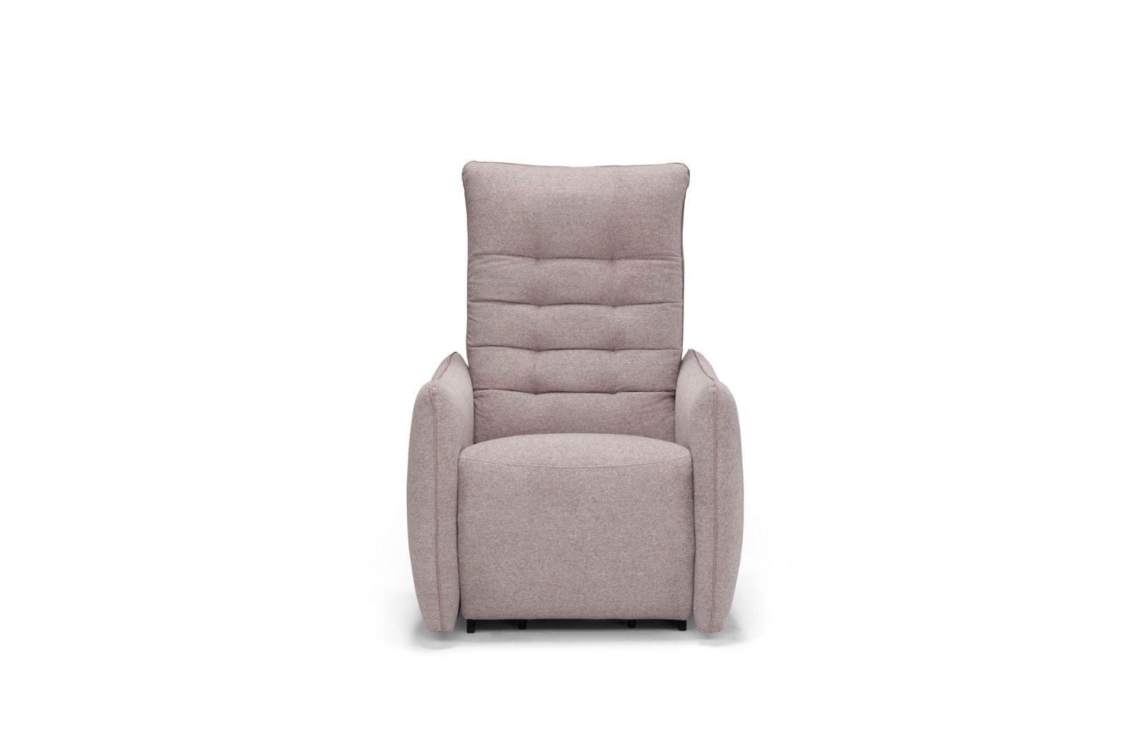 Poltrona Reclinabile Con Poggiapiedi Ikea.Poltrona Relax Con Schienale Alto Poltrone Schienali E Relax