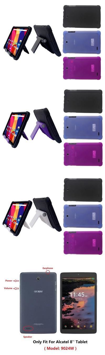 """TPU Case Android Screen Protector for Nuvision 8/"""" TM800A730M //TM800A740M"""