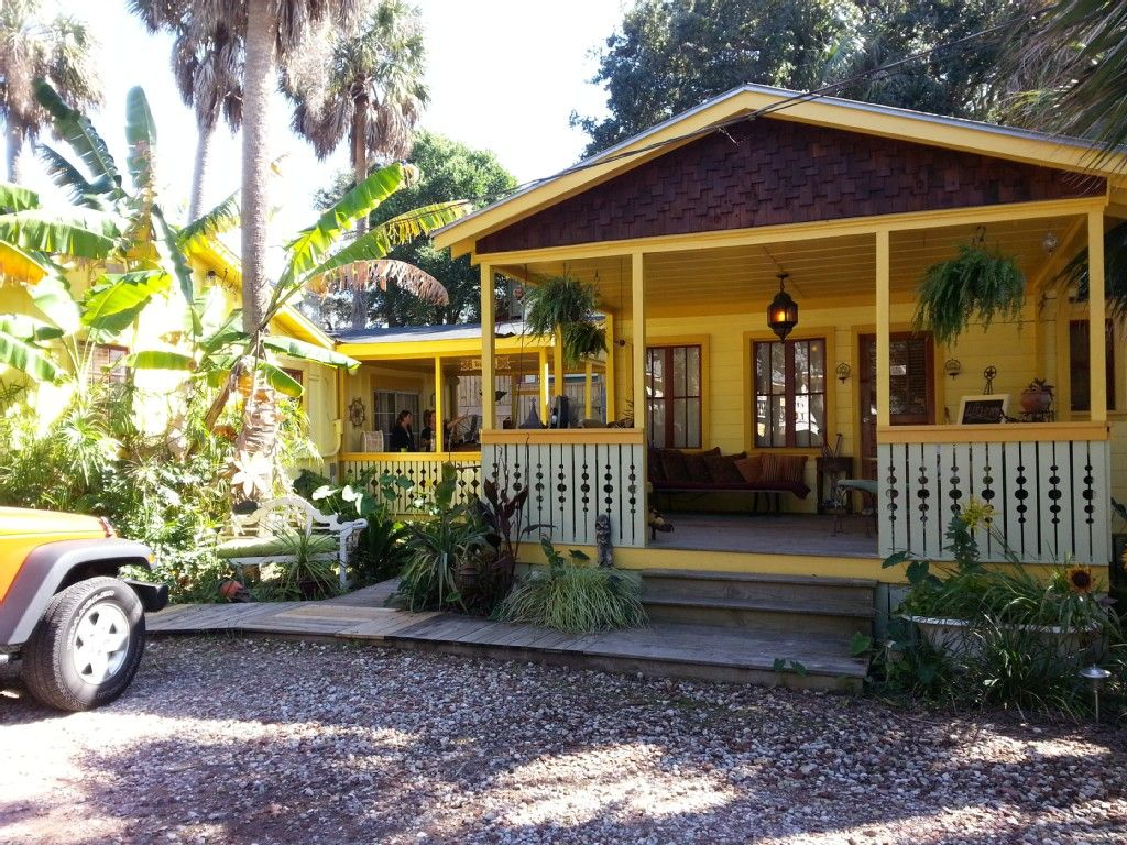 Folly Beach Bungalow Al Bungalows House