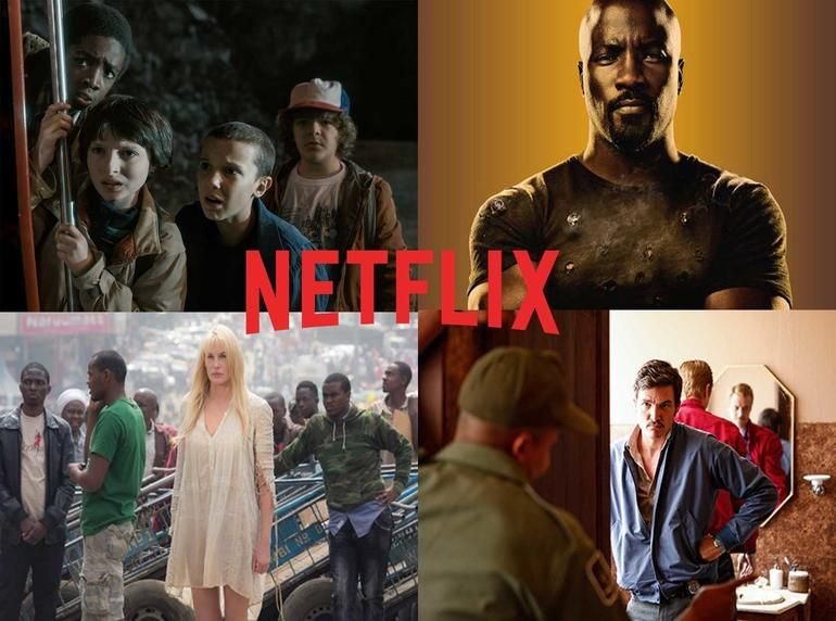 Best 4K HDR shows available on Netflix for streaming