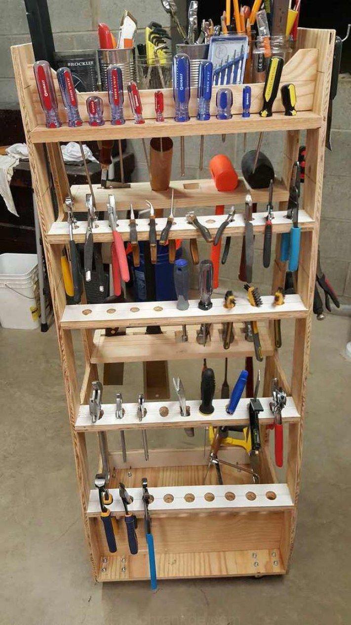 Maison et garage organisation des hacks. La recherche de BRICOLAGE, idées de rangement de garage ...