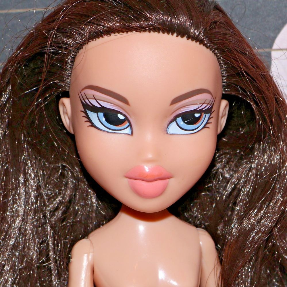 Pin On Bratz Dolls