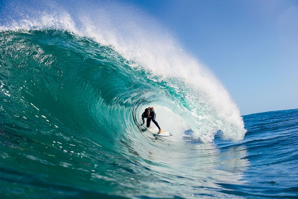 With View From A Blue Moon, John Florence may take surf filmmaking to new heights.