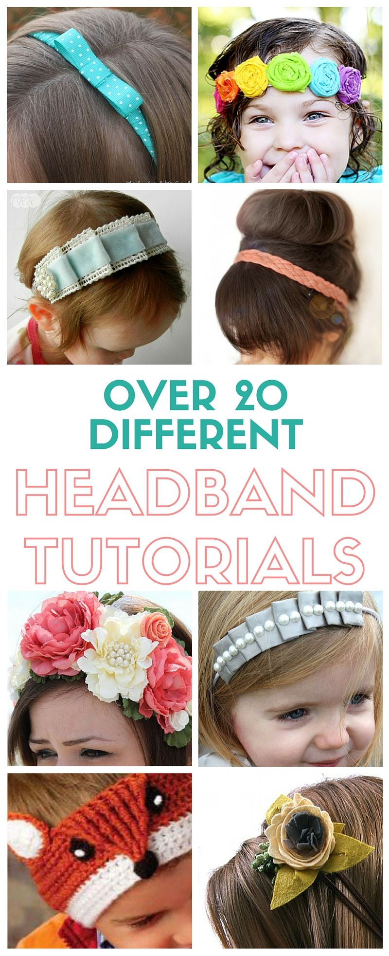 Over 20 different headband tutorials headband tutorial headband over 20 different headband tutorials in one place find floral headbands crochet headbands baditri Image collections