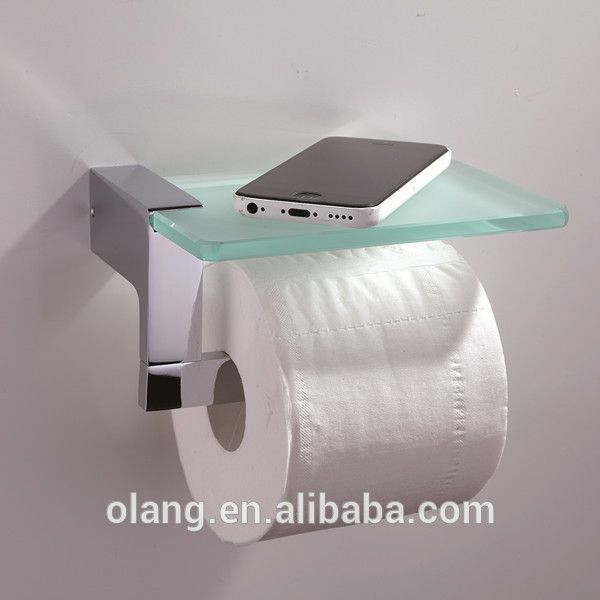 Bathroom Accessories Toilet Paper Holder With Phone Shelf Toilet Paper Holder Toilet Paper Paper Holder