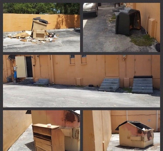 Oversized Debris Removal Our Professional Staff Will Inspect Your