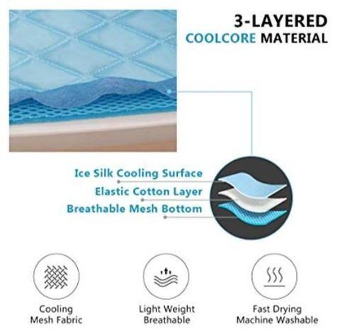Pet Cooling Mat Pet cooling mat, Dog cooling mat, Pets
