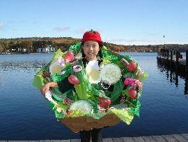 Tossed Salad Costume
