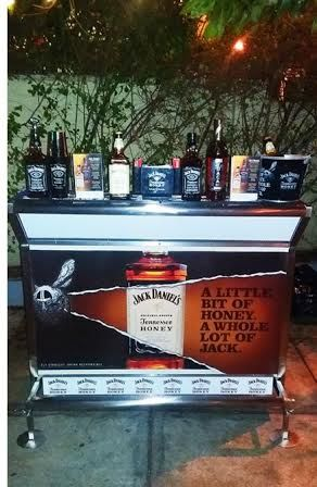 Cocktail Masters Flash Bar With Graphics Made By The Portable Bar Company  Https://