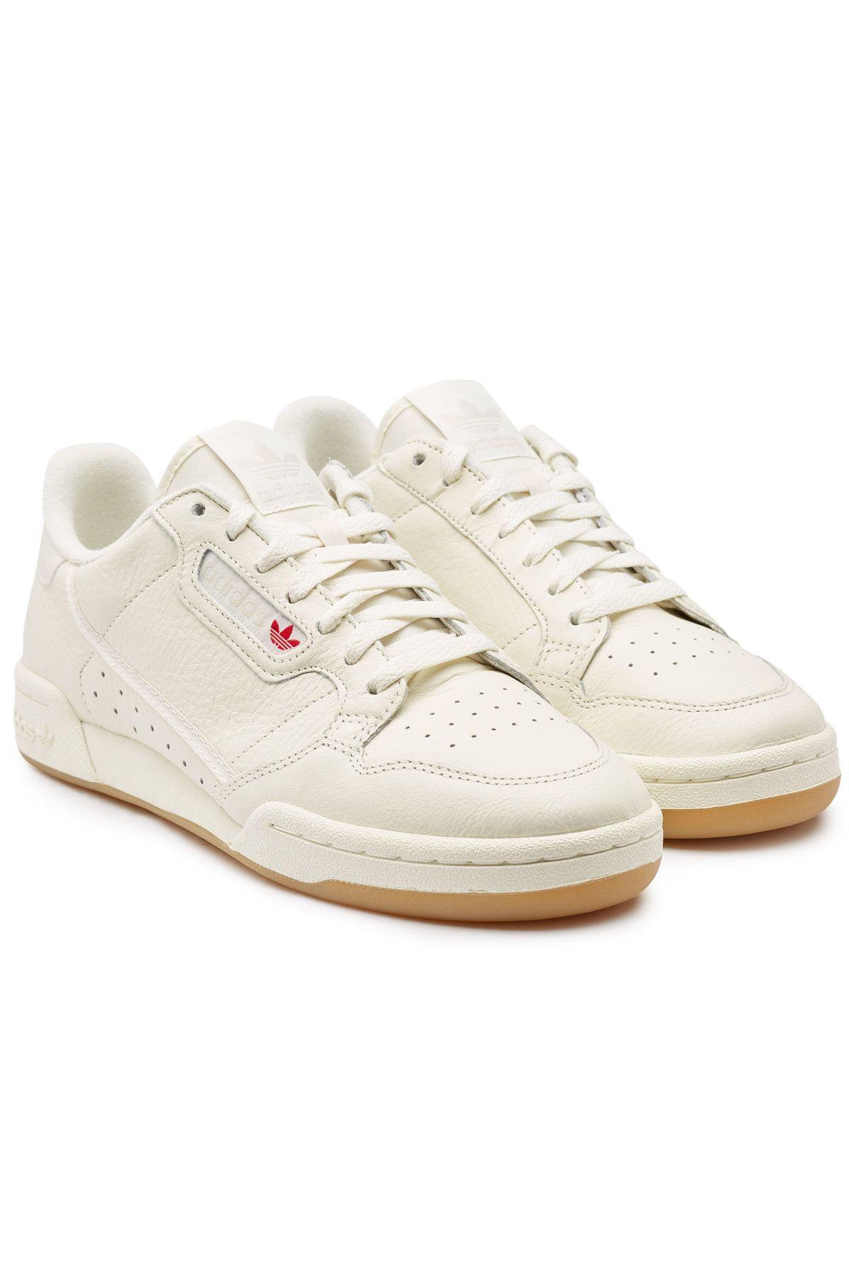 c8ad2231a2 ADIDAS ORIGINALS CONTINENTAL 80 LEATHER SNEAKERS. #adidasoriginals #shoes