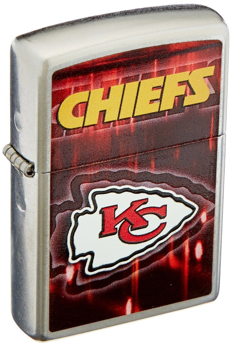 Personalized Nfl Kansas City Chiefs Zippo Lighter Free Engraving This Is An Amazon Affiliate L Personalized Nfl Nfl Kansas City Chiefs Personalized Zippo