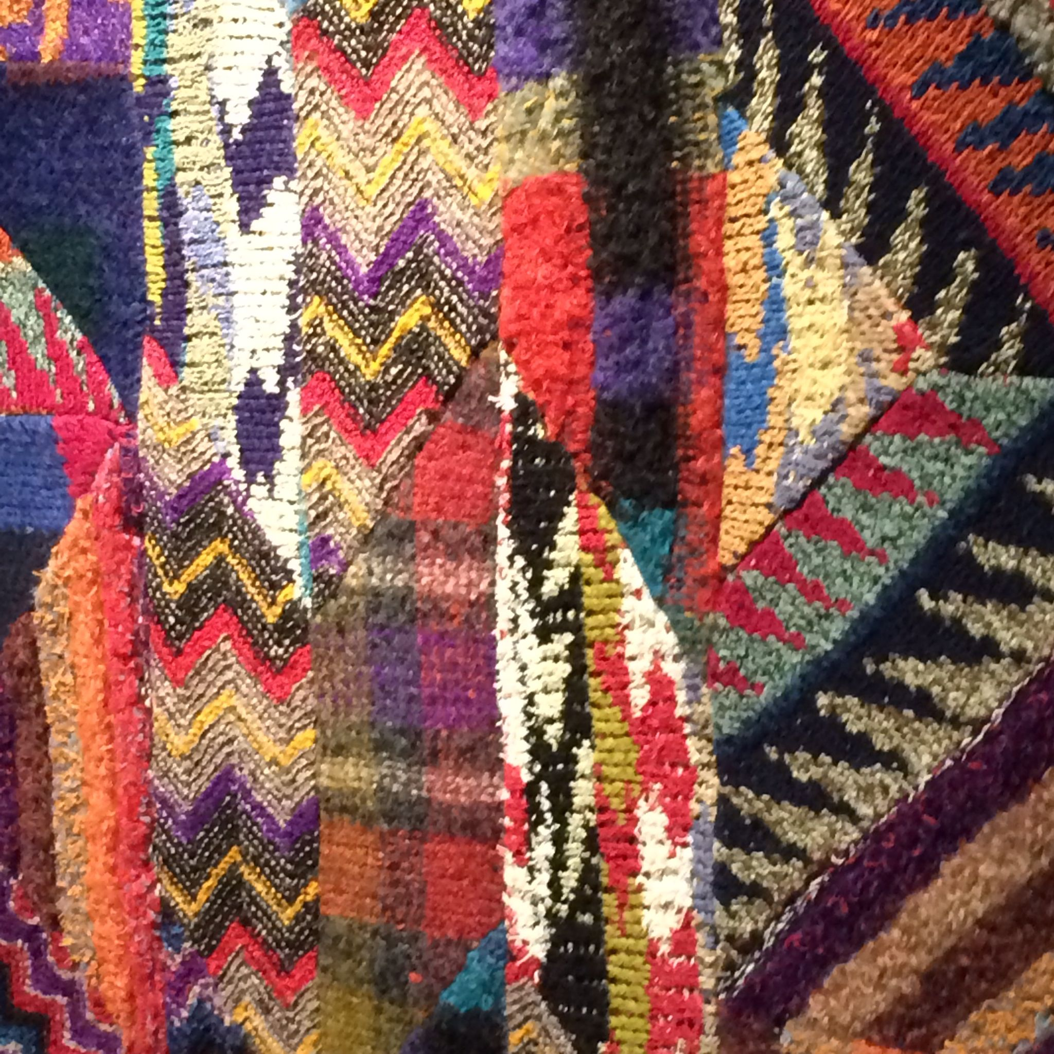 Missoni taken at the Fashion and Textiles Museum, Bermondsey St.