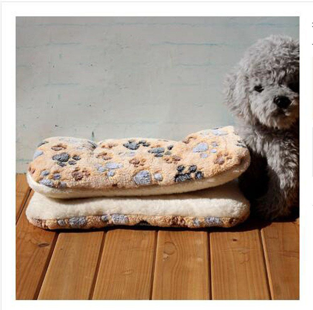 WUandGD Pet Kennel/ Mat /For Litter Of Medium And Large