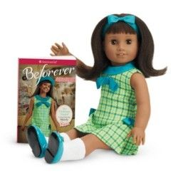 Click to see more details on American Girl Beforever Melody