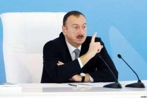 """Azərbaycan Prezidenti İlham Əliyev 2015-ci ildə """"Dünyada ilin adamı"""" seçilib."""