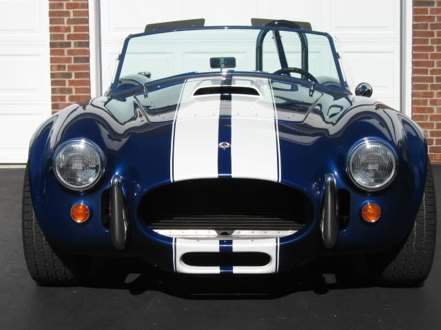 Best color of blue paint, for a cobra ? - FFCars com