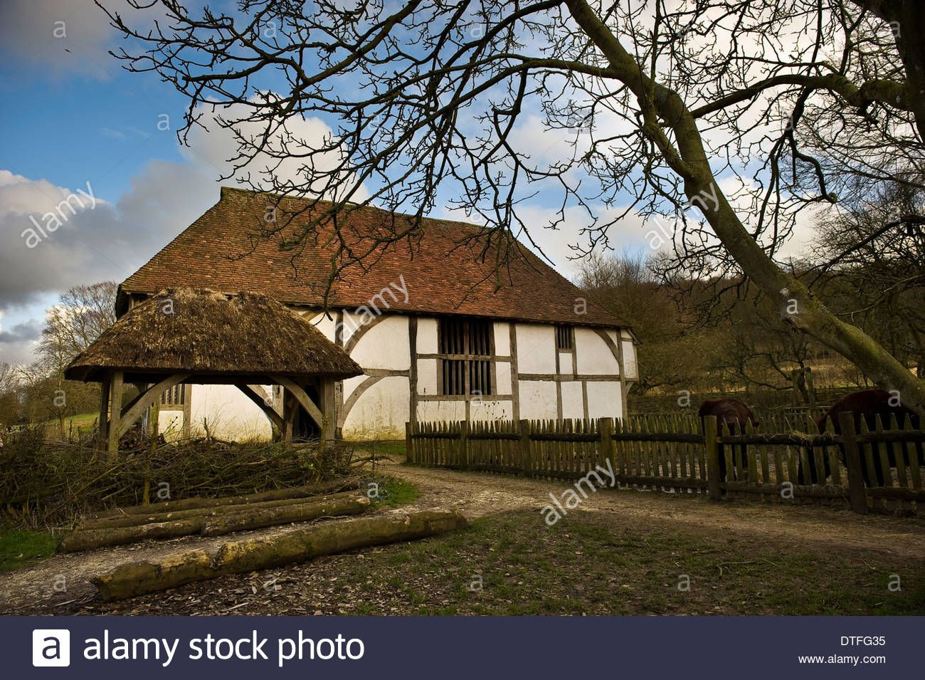 Bayleaf Wealden Farmhouse At The Weald & Downland Open Air