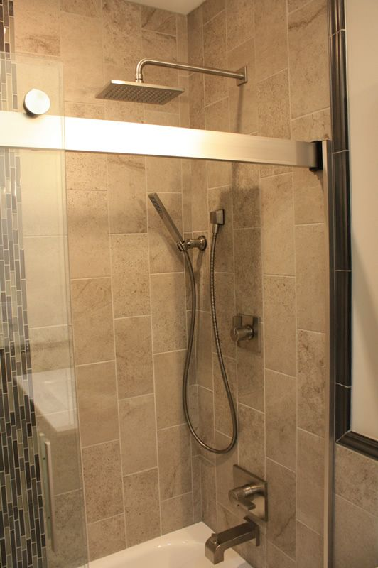 delta fixtures from their vero line stainless steel finish very nice quality 6 shower doorbath - Delta Shower Doors