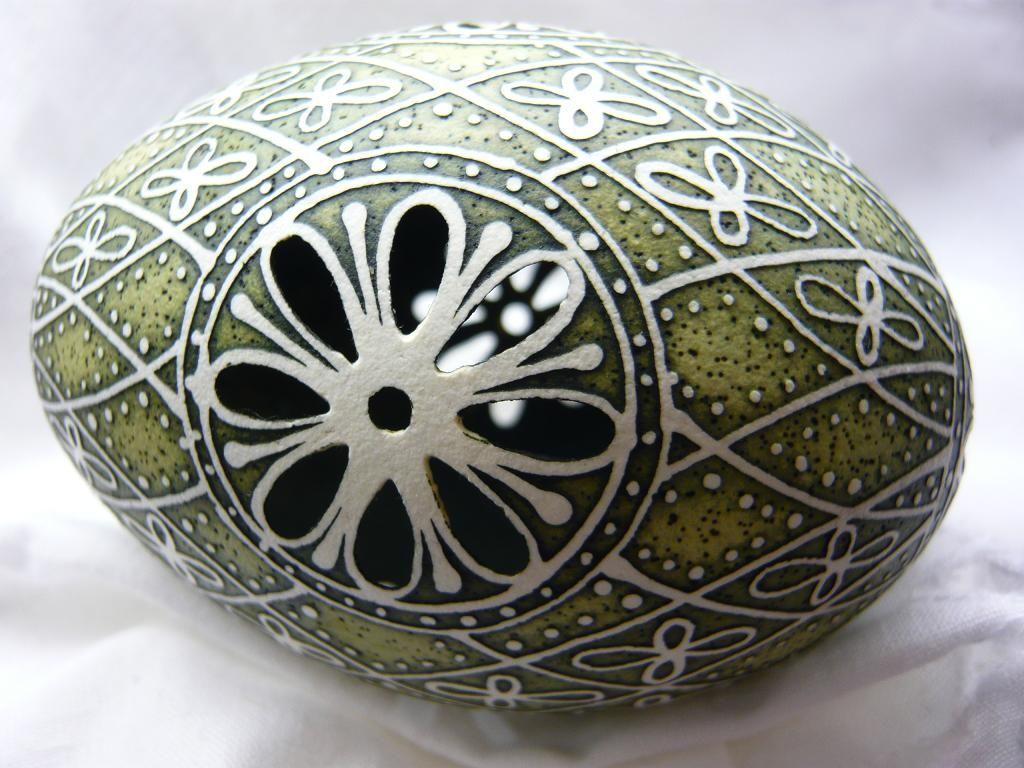 Pretty-textural-greens hímestojásaim