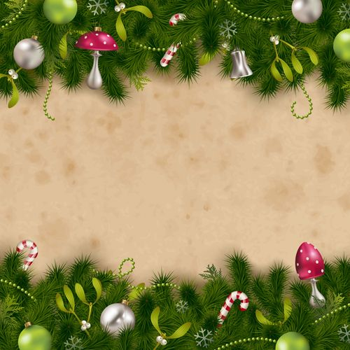 Set Of Xmas Backgrounds Design Elements Vector 02 Vector Background Free Download Christmas Christmas Vectors Christmas Background
