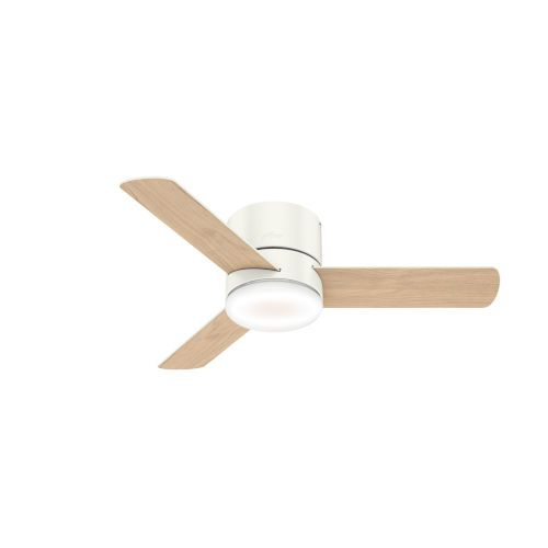 Hunter Fans Minimus Low Profile 44 Inch LED Ceiling Fan MinimusLowProfile 44   Bellacor