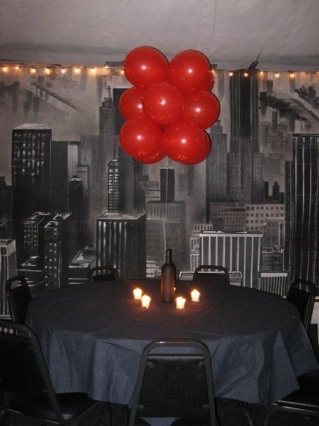 Broadway Musical Themed Party Decorations from i.pinimg.com