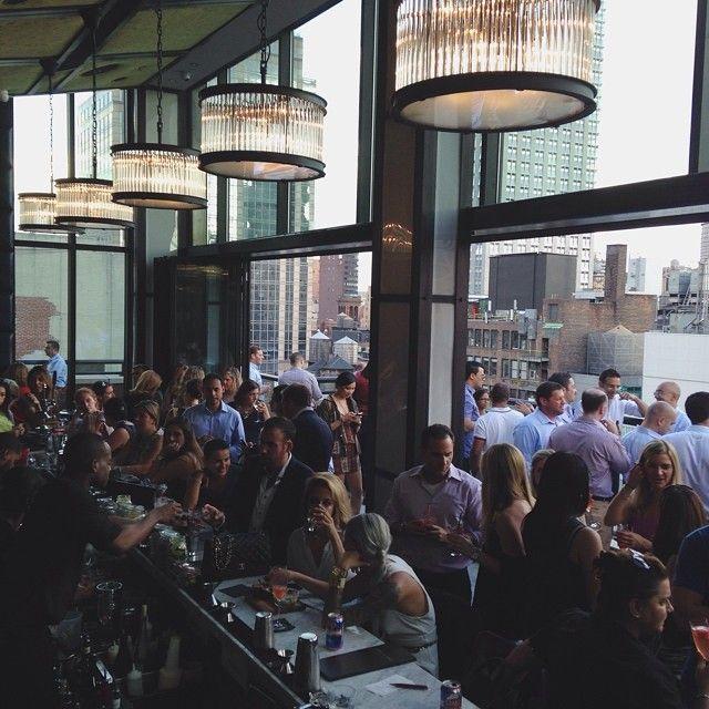 Spyglass | Nyc rooftop, Rooftop bar, Rooftop