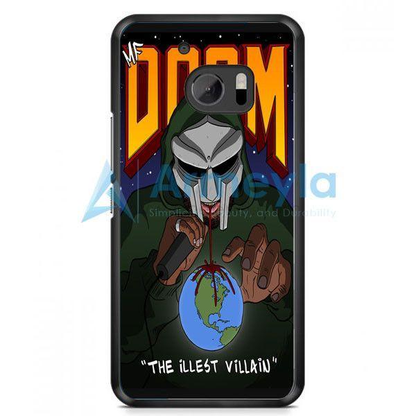 Daniel Dumile Mf Doom HTC One M10 Case | armeyla.com