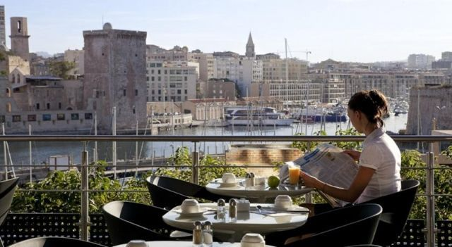 Novotel Mille Vieux Port 4 Star Hotel 137 Hotels France