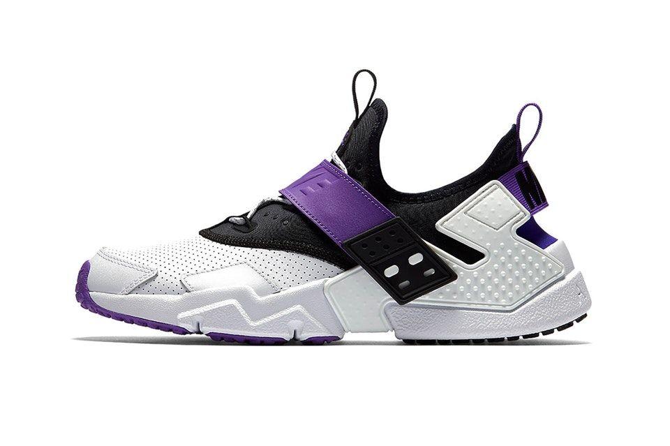 Nike S Air Huarache Drift Returns In Og Purple Punch Air