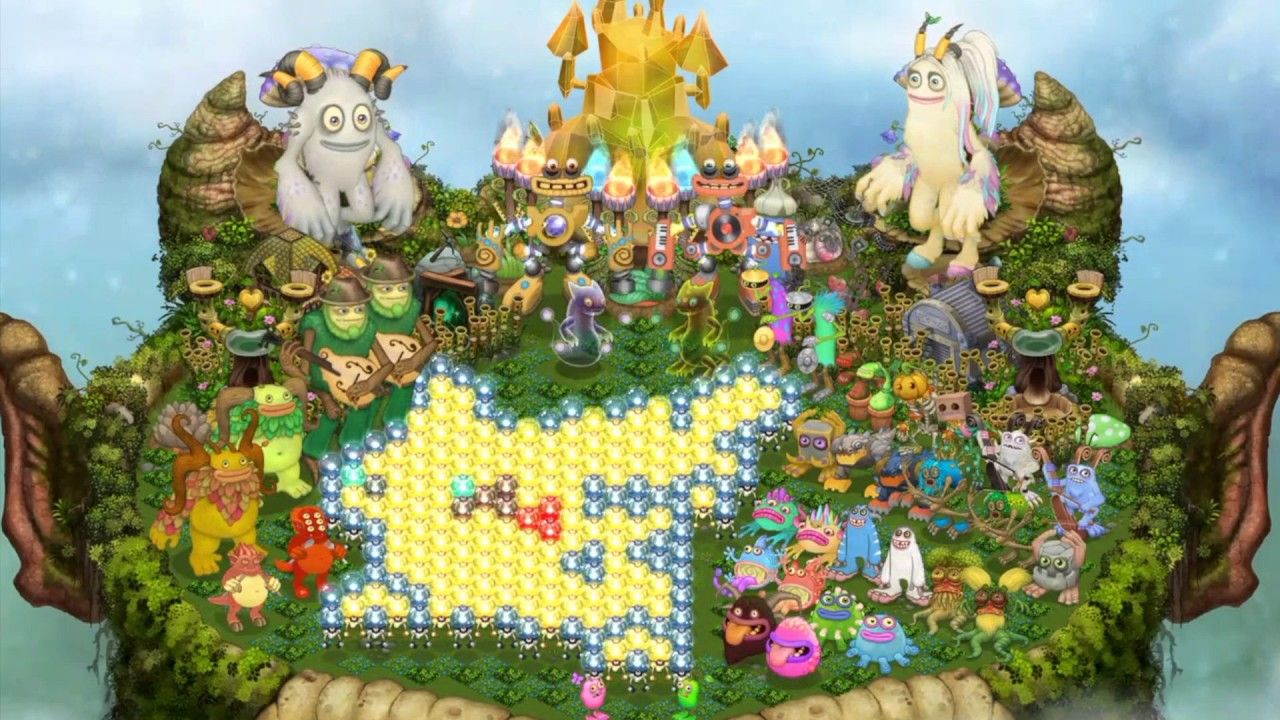 My Singing Monsters Plant Island (Full Song) (2.1.0