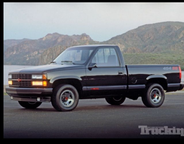 1991 chevy 454 ss sport trucks pinterest ss cars and sport truck. Black Bedroom Furniture Sets. Home Design Ideas
