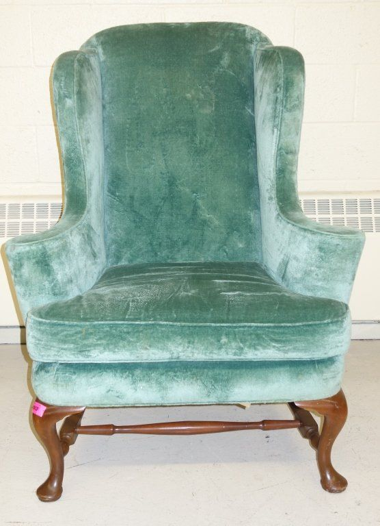 antique queen anne wingback - Google Search Wingback Chair, Queen Anne, Wingback  Chairs, - Antique Queen Anne Wingback - Google Search Wingback Chair Project