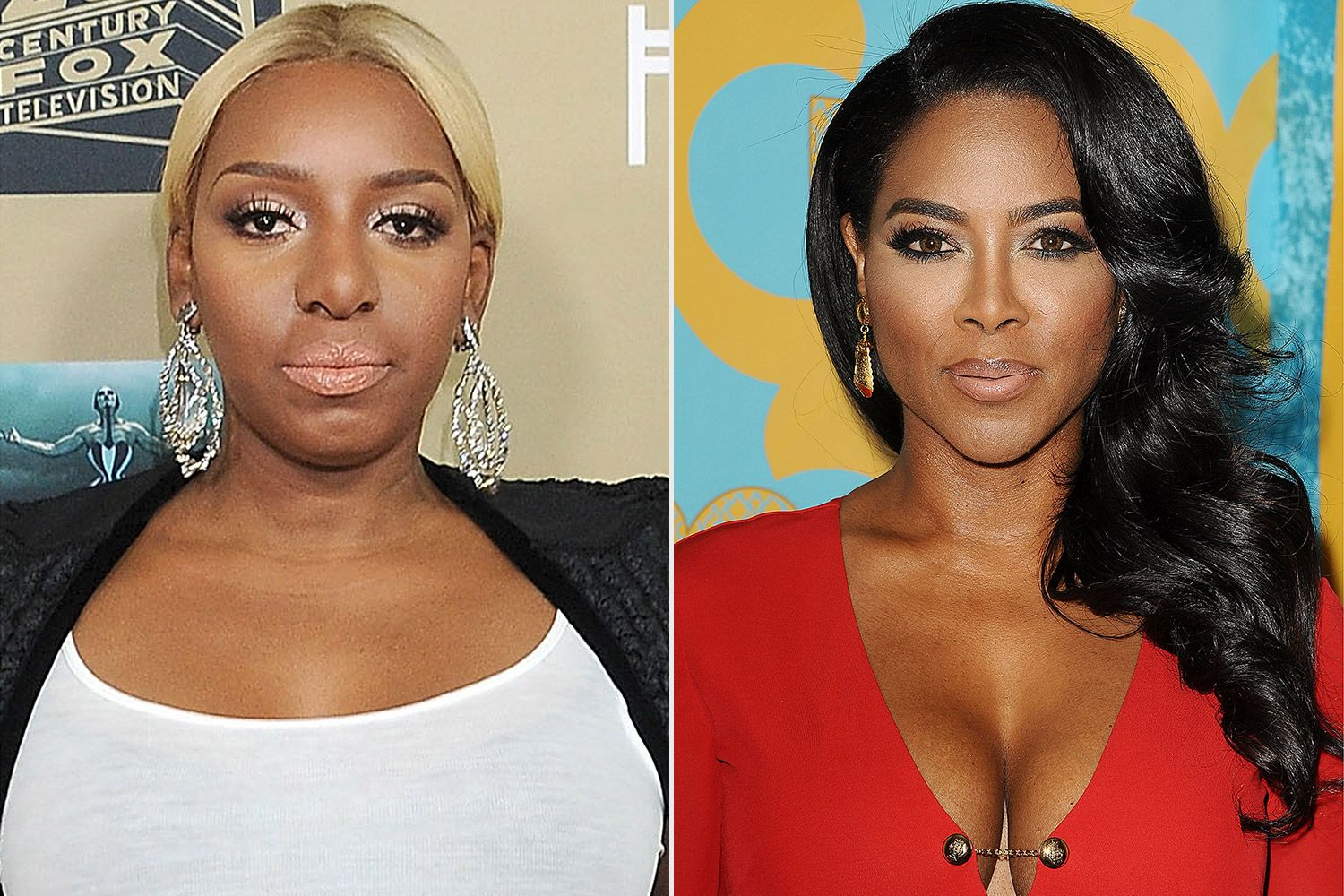 NeNe Leakes Curses at RHOA Producer While Fleeing from