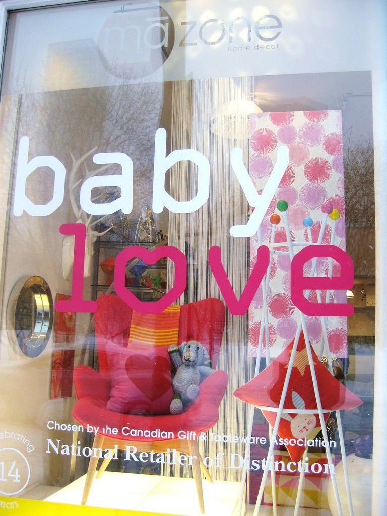 Baby Love Visual Merchandising Ma Zone Home Decor Toronto Canada