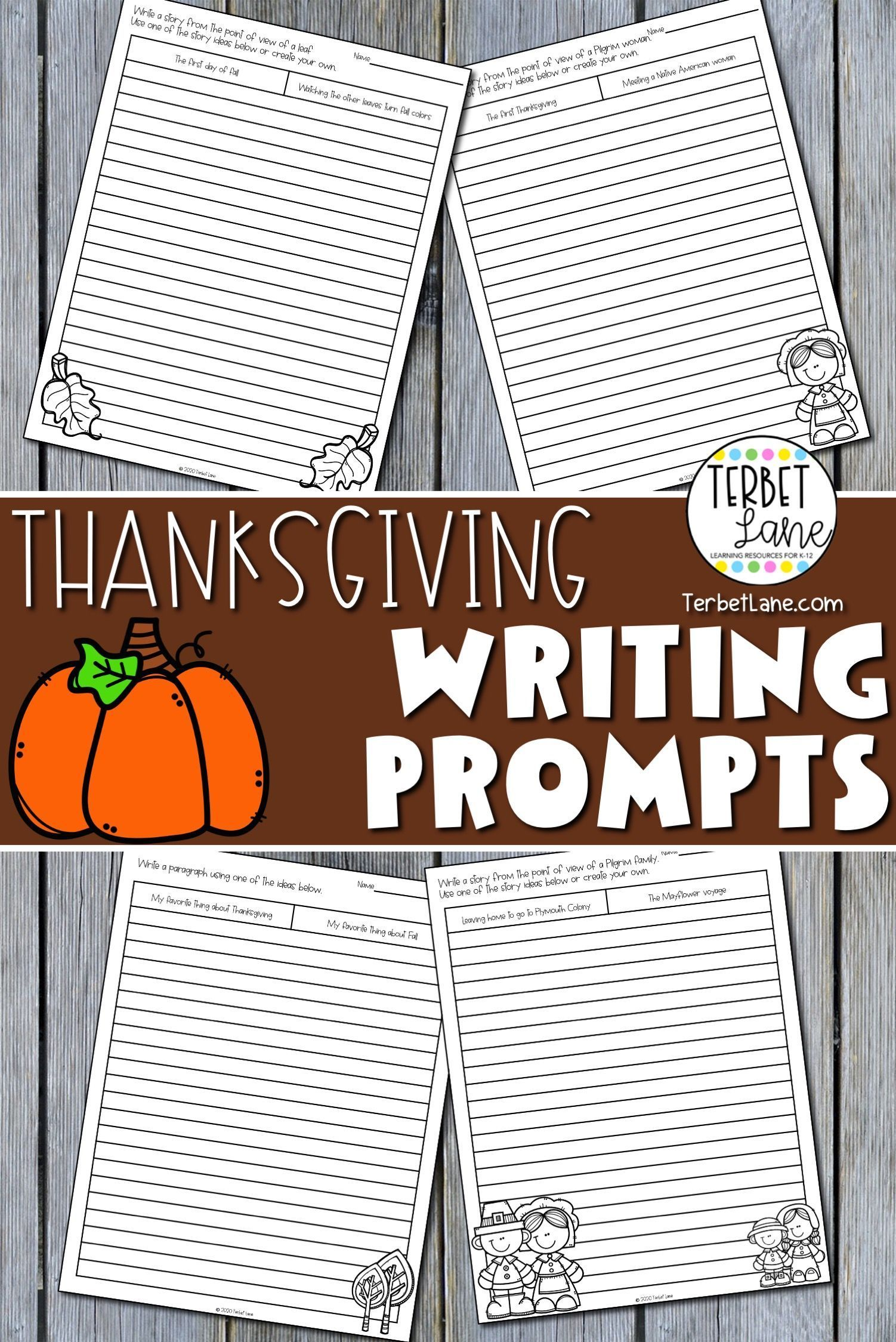 Thanksgiving Writing Digital And Printable In 2020 Thanksgiving Classroom Activities Thanksgiving Classroom Thanksgiving Writing