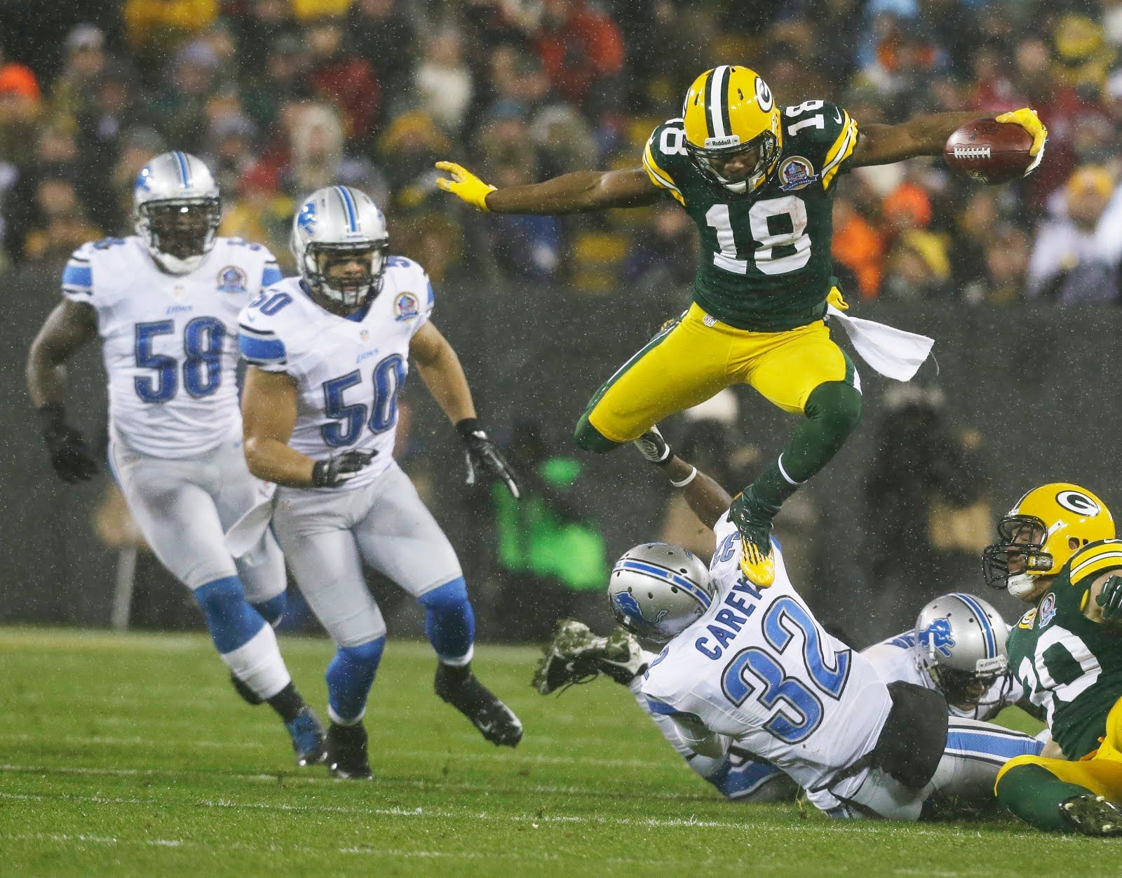 James Starks Should Be Supplanted As The Packers Number Two Running Back Randall Cobb Green Bay Packers Nfl Fantasy Football