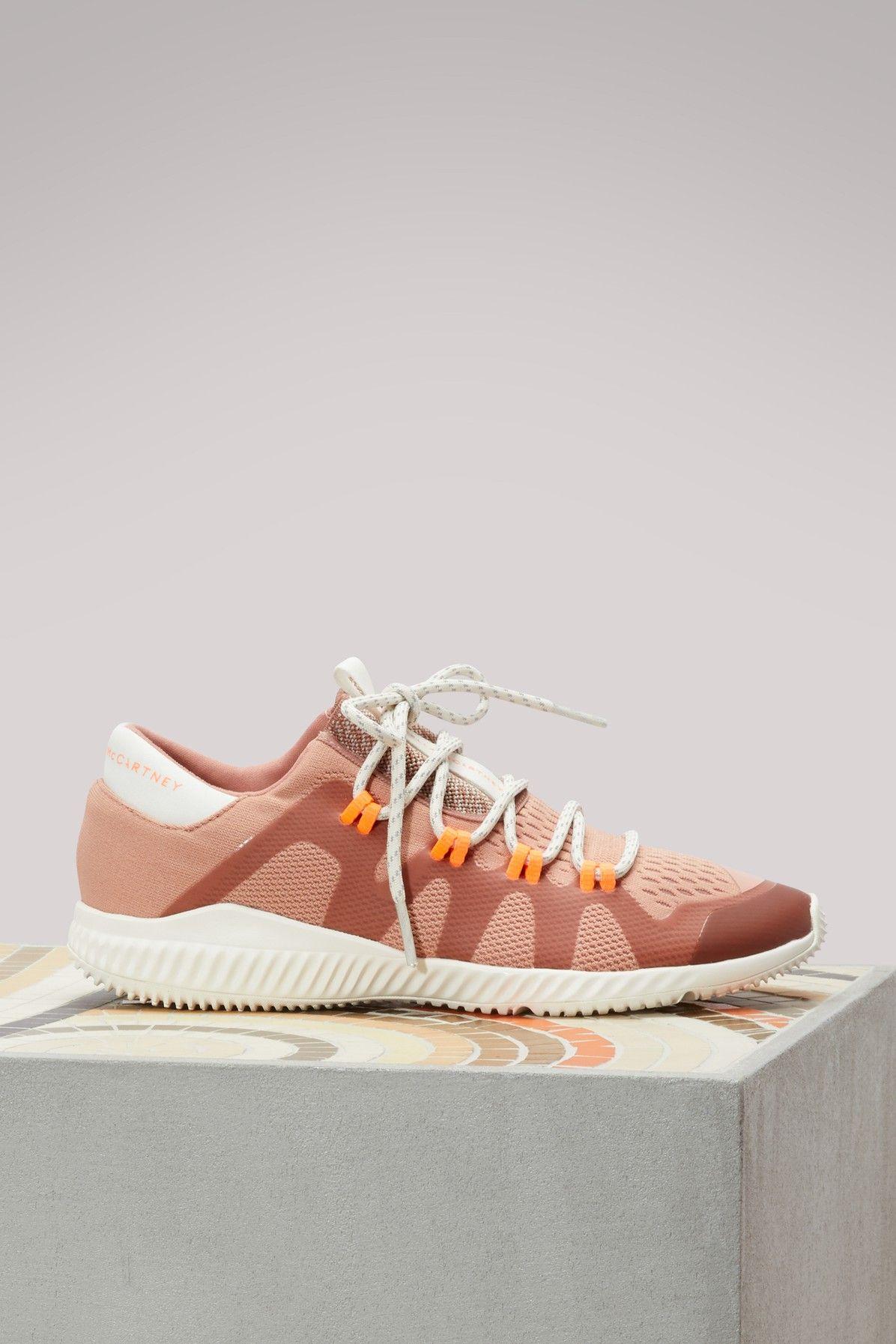 wholesale dealer b5097 66cde ADIDAS BY STELLA MCCARTNEY CRAZYTRAIN PRO SNEAKERS.   adidasbystellamccartney  shoes