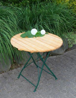 Gartentisch rund natur/ grün Jetzt bestellen unter   moebel
