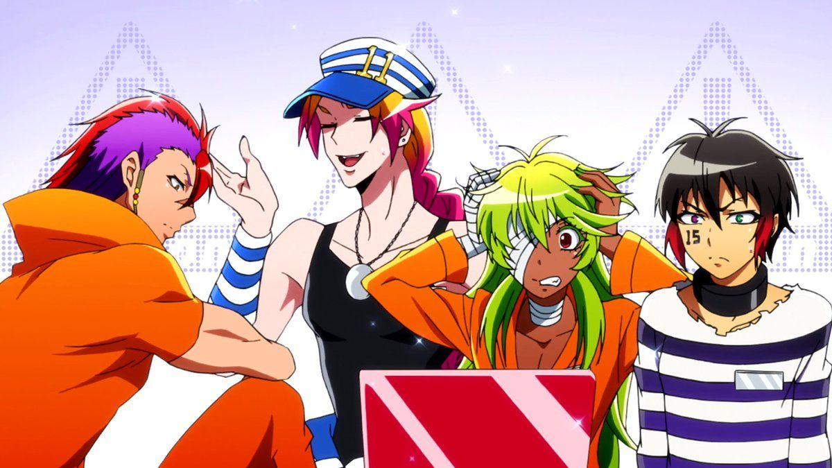 Pin By Naki On Nanbaka Anime Comedy Anime Anime Characters