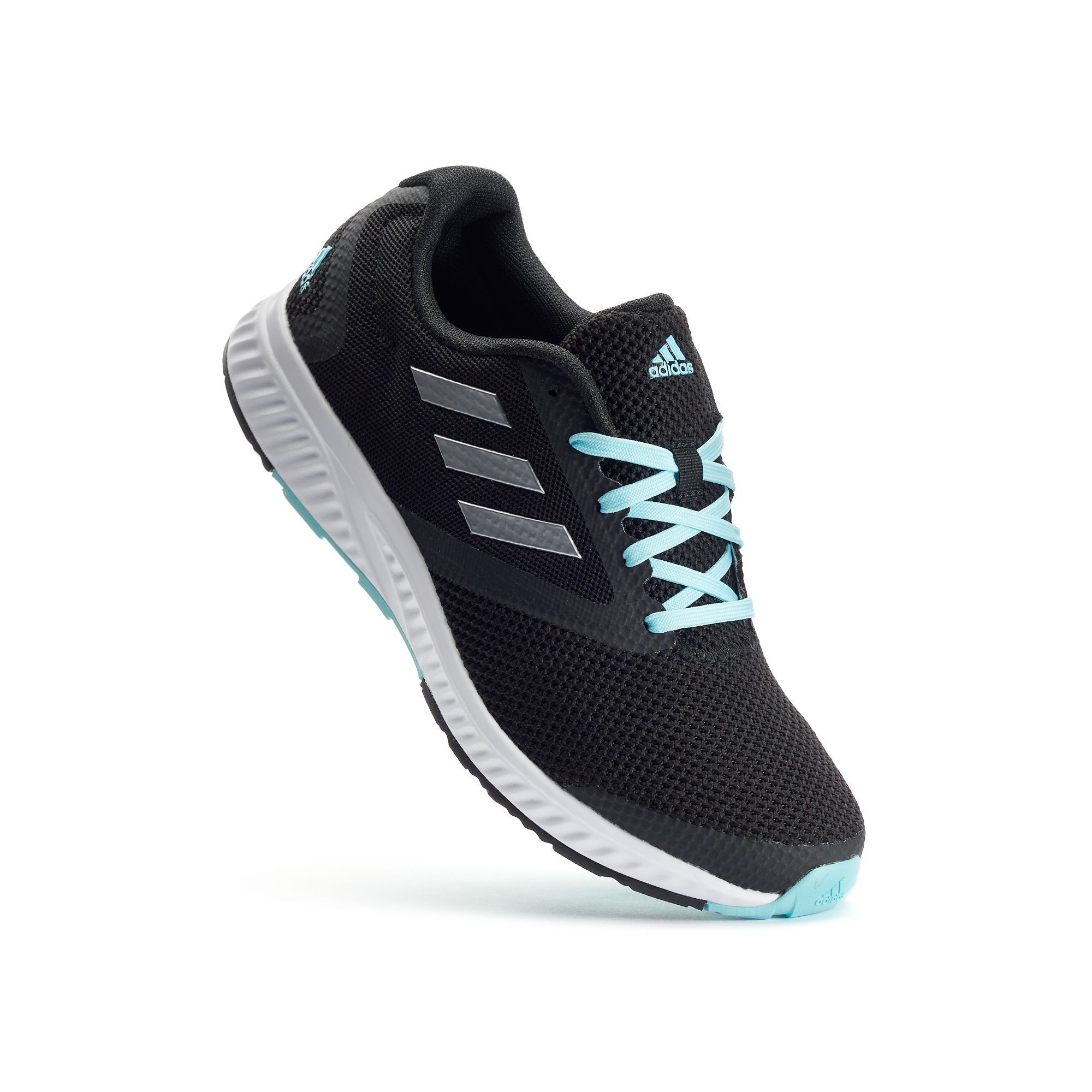 low priced 53870 6efd1 Adidas Edge RC Womens Running Shoes, Size 8.5, Black
