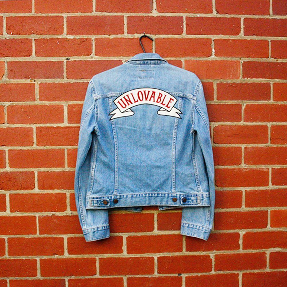 Image of Unlovable Denim Jacket (Levi/Medium)
