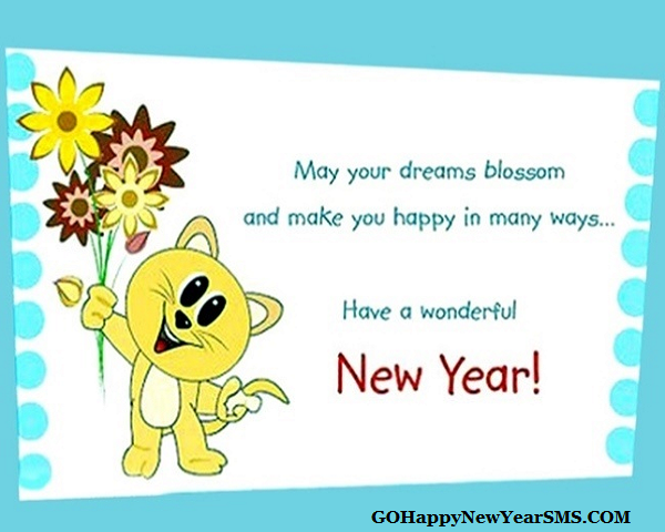 beautiful happy new year 2019 quotes wishes messages greetings