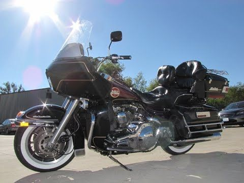 1996 Used Harley Davidson Touring Glide Ultra Classic Tour Glide Fltcui Glide Ultra Classic Harley Davidson Touring Classic Motorcycles For Sale Ultra Classic