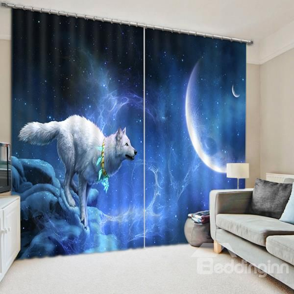 Home Textile Animal Zebra 3d Painting Blackout Curtains Office Bedding Room Living Room Sunshade Window Curtain Bedding Set Custom-made Size Window Treatments